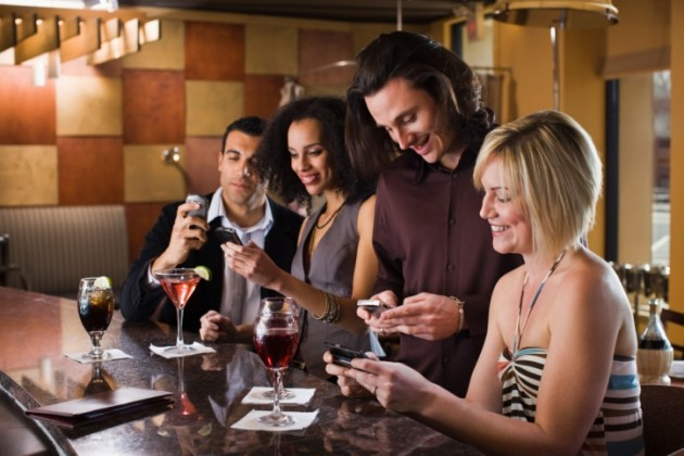 Cell Phone Abuse At Restaurants Endangers The State Of