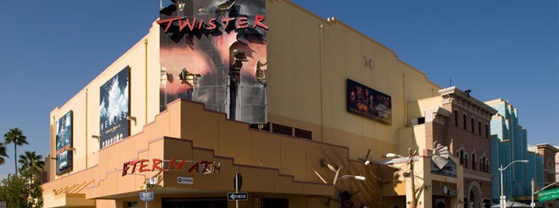 Universal Orlando Must Close Twister… Ride It Out – Ian ...Universal Studios Twister