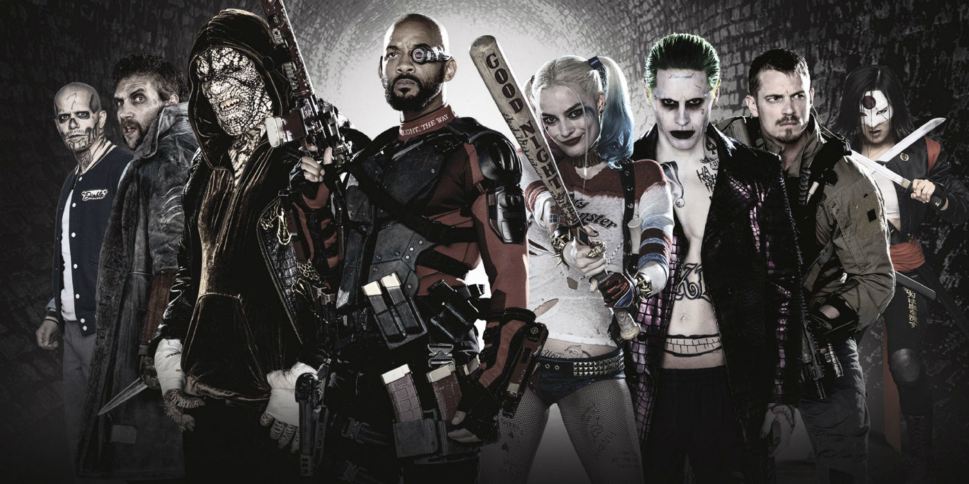 Suicide Squad releasing next year
