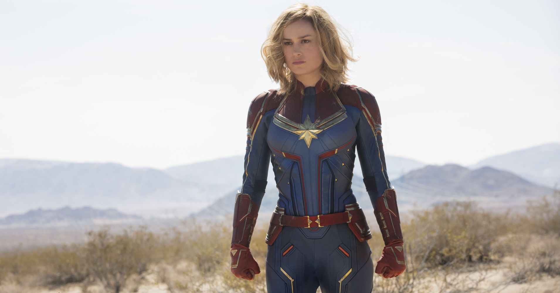 Captain Marvel Is An Unremarkable Origin Narrative That Never Lets